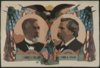 For President, James G. Blaine. For Vice President, John A. Logan  / S.s. Frissell. Clip Art