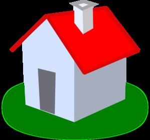 small house clip art at clker com vector clip art online royalty rh clker com clipart of house windows clip art of houses free