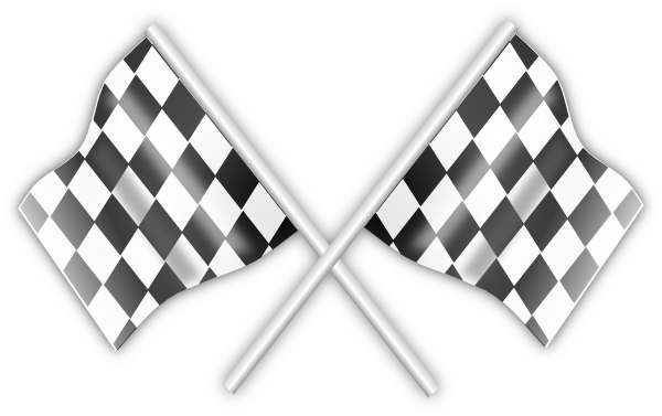 free race car flag clip art - photo #38