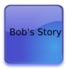 Purple Buttons Bobs Story Clip Art