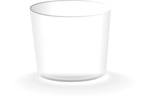Glassbucket Clip Art