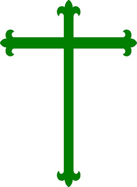 Green Cross Clip Art at Clker.com - vector clip art online, royalty ...