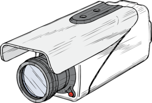 Surveillance Camera Clip Art