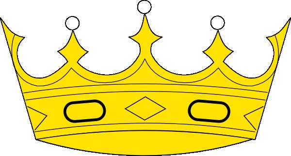 Корона королевы шаблон