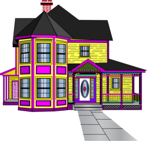Aabbaart Njoynjersey Mini-car Game House #4 Clip Art