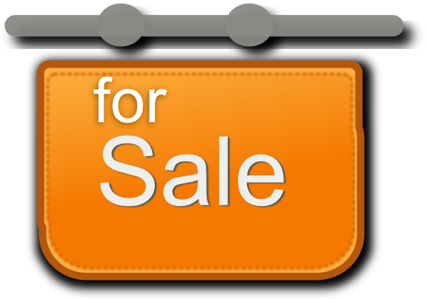 For Sale Sign Clipart. For Sale clip art