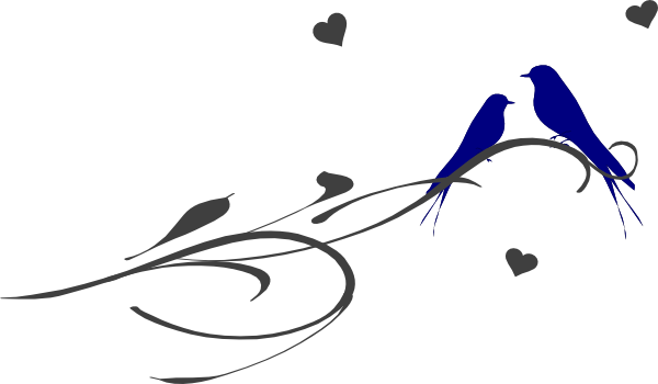 Love bird clip art - photo#20