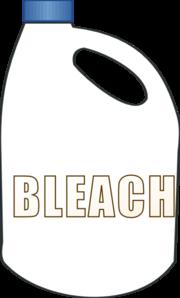 Bleach Clip Art at Clker.com - vector clip art online, royalty free ...