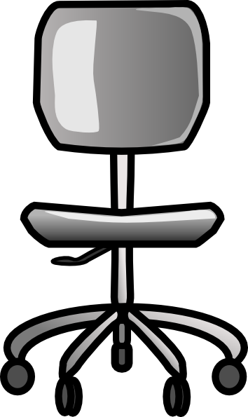office chair clipart. download this image as: office chair clipart a