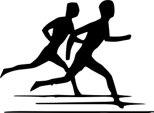 jogging exercise clip art at clker com vector clip art online rh clker com workout clip art images workout clip art exercises