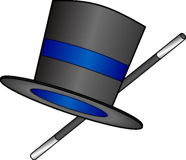 Top Hat Clip Art at Clker.com - vector clip art online ...