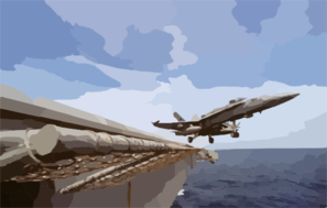 Uss Stennis - Hornet Launch Clip Art
