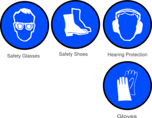 Crate Stockroom Ppe Clip Art