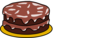 Cake Minus Candles Clip Art