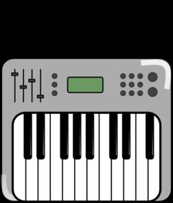 keyboard clip art at clker com vector clip art online royalty rh clker com keyboard clipart png keyboard clipart piano