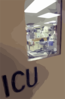 One Of Four Intensive Care Units (icu) Aboard Comfort. Clip Art
