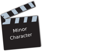 Movie Minor Character Clip Art