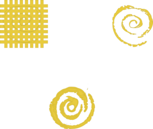 Fire Spiral Yellow Gold Clip Art