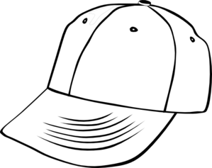 Baseball Cap Clip Art at Clker.com - vector clip art online, royalty ...