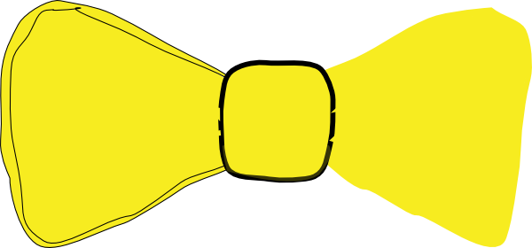 clipart bow tie - photo #43