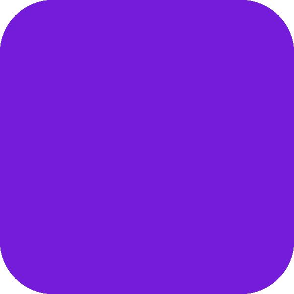 purple round corners square clip art at clker com vector Owl Clip Art Free Download Owl Clip Art Free Download