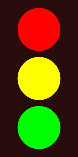 clipart traffic light green - photo #41