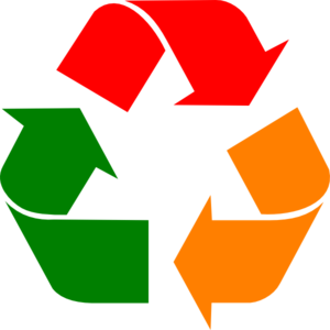 Recycle Chrome Logo Clip Art