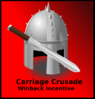 Carriage Crusade - Helmet V3 Clip Art