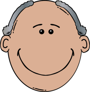 Old Man Clip Art