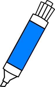 Galerry cartoon coloring markers