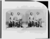 [two Winnebago Men, Full-length Portraits, Seated]  / Photographed By W.h. Illingworth. Clip Art