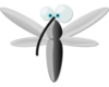 Cartoon Mosquito Clip Art
