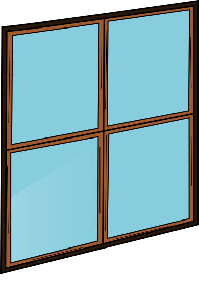 free clip art window frame - photo #13