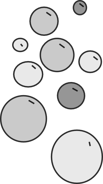 Water Bubbles Clip Art Black And White | www.pixshark.com ...