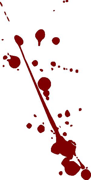 Clip Art Blood Splatter Clipart blood splatter clip art at clker com vector online download this image as