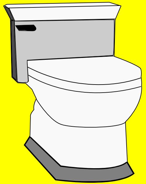 free clipart toilet bowl - photo #26