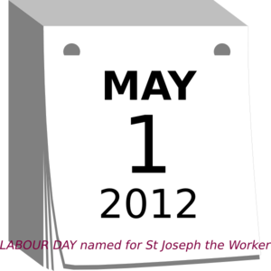 May 1 2012 Clip Art