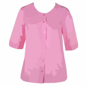 Pink Summer Top Clip Art at Clker.com - vector clip art online ...