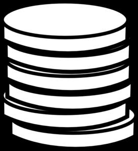 Coins Color Page Clip Art At Clker Com Vector Clip Art Online