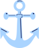 Unfinished Anchor Clip Art
