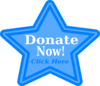 Donate Now Blue2 Clip Art