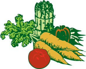 Vegetables Clip Art