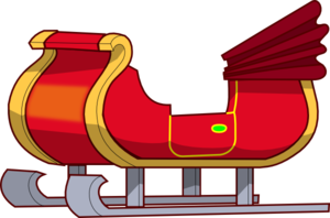 sleigh clip art at clker com vector clip art online royalty free rh clker com sleigh clip art free sleigh clipart black