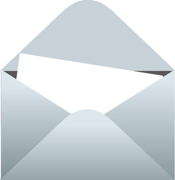 Envelope With Letter Clip Art at Clker.com - vector clip ...