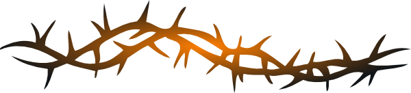 Barbed Wire Clipart Png: Refugio Barbed Wire Clip Art At Clker.com