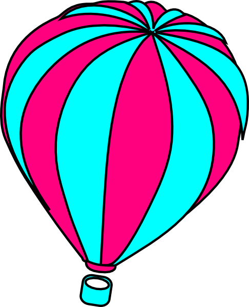 clipart hot air balloon - photo #24