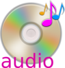 Audio Cd Icon Clip Art