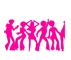 Dancing People Clip Art