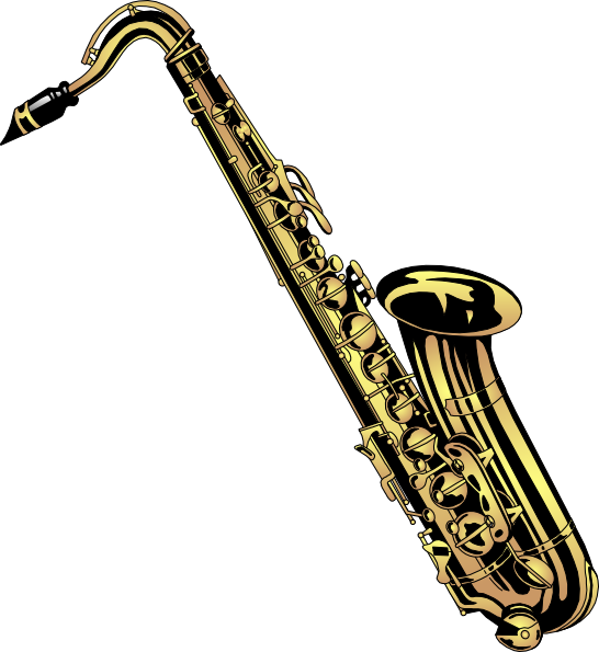 saxophone 6 clip art at clker com vector clip art online royalty rh clker com saxophone clipart black and white saxophone clip microphone on gumtree uk