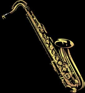 saxophone 6 clip art at clker com vector clip art online royalty rh clker com saxophone clip art black and white saxophone clip art black and white